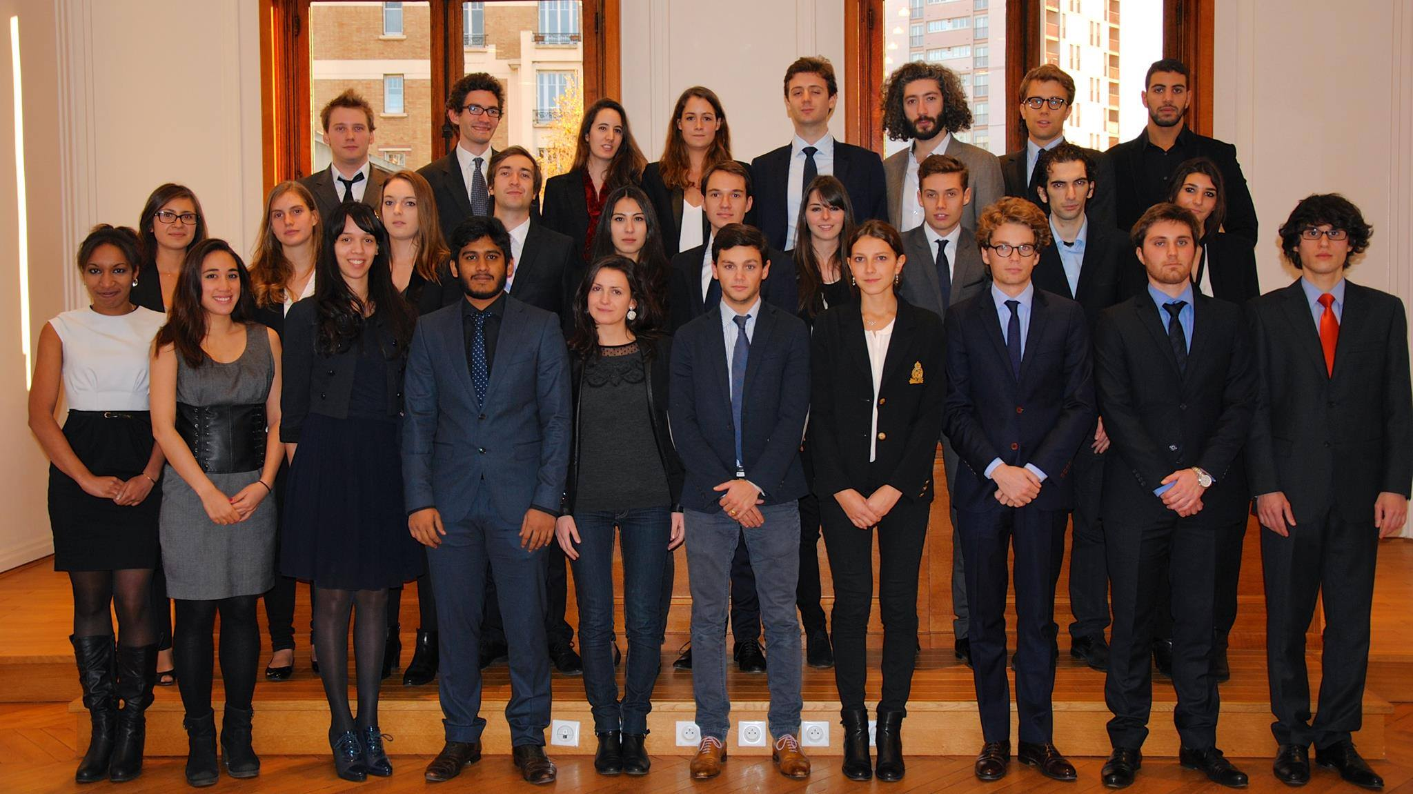 Juriste d'affaires Paris Descartes 2013/2014
