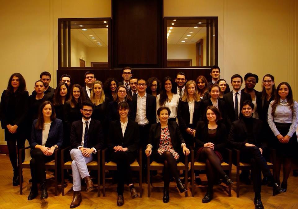 Juriste d'affaires Paris Descartes 2014/2015
