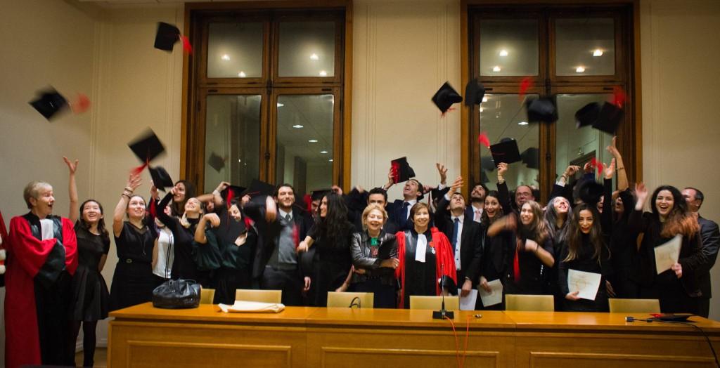 Promotion 2014/2015 - Master 2 Juriste d'affaires