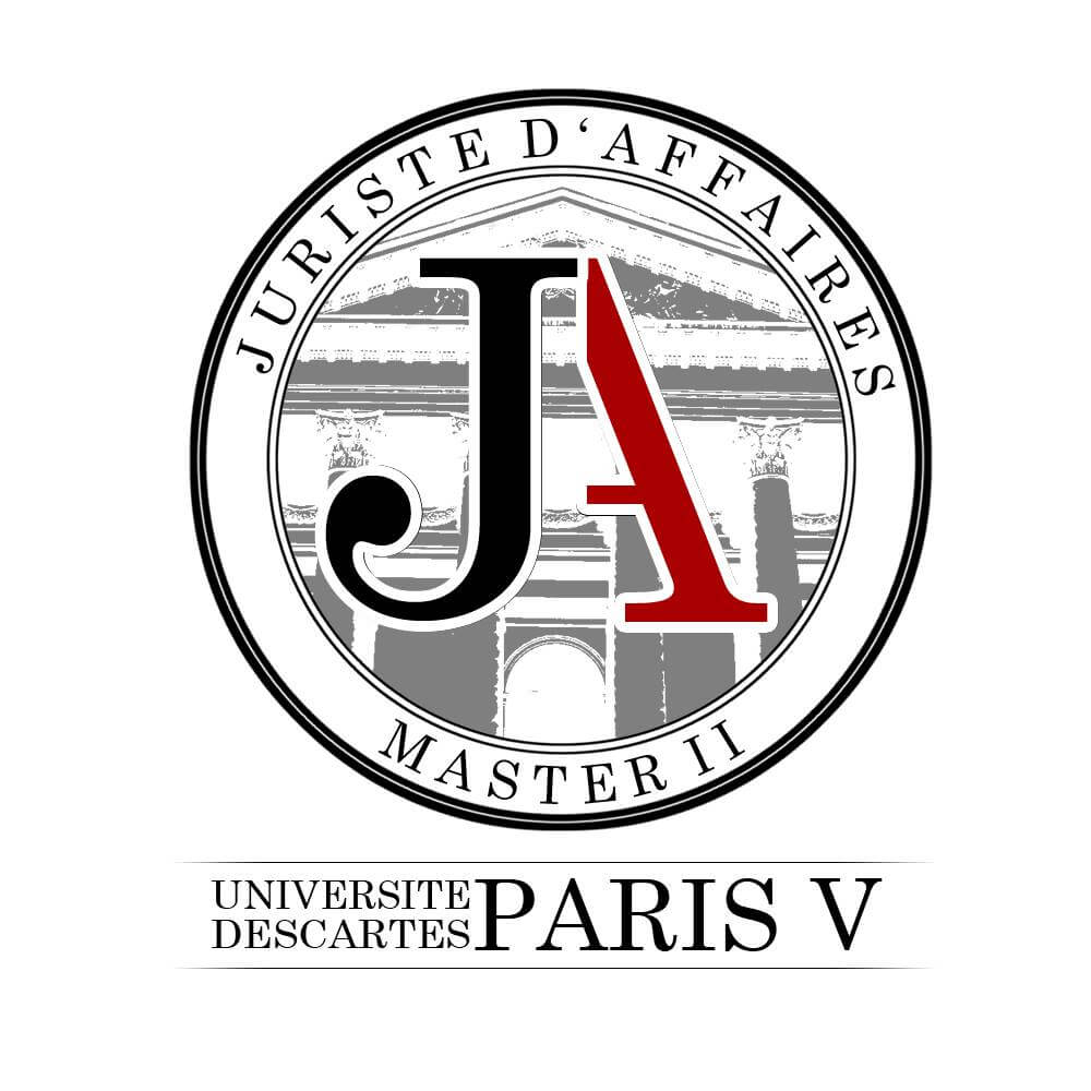 Master 2 Juriste d'affaires de l'Université Paris Descartes