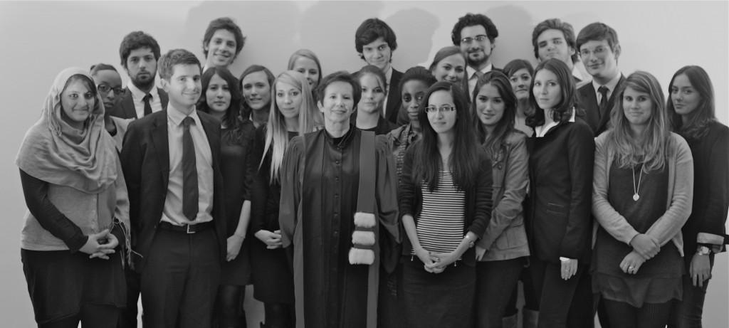 Juriste d'affaires Paris Descartes - 2010/2011