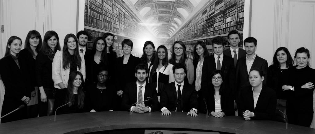 Juriste d'affaires - Paris Descartes 2012/2013