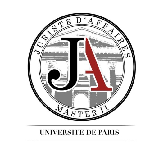 Master 2 Juriste d'affaires de l'Université de Paris
